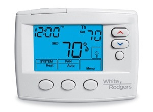 Residential Programmable Thermostat Installation Cincinnati