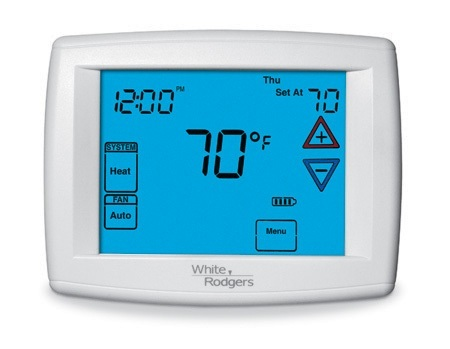 Commercial Programmable Thermostat Installation