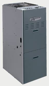 Energy Efficient Gas Furnace Installation